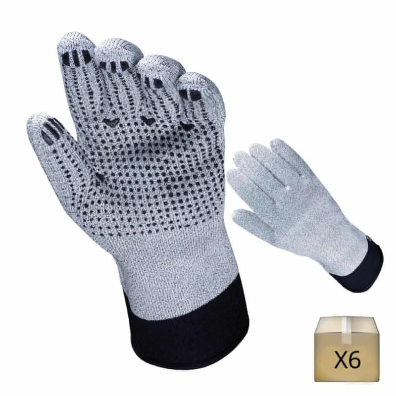 gant protection chimique coupure mécanique chaleur