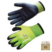x5 Gants de manutention anti-froid NINJA ICE