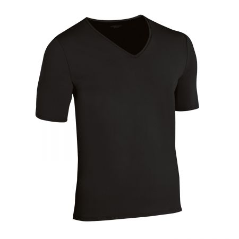 T shirt thermolactyl noir Damart Pro