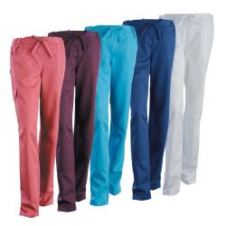 Pantalon tencel femme medical clemix