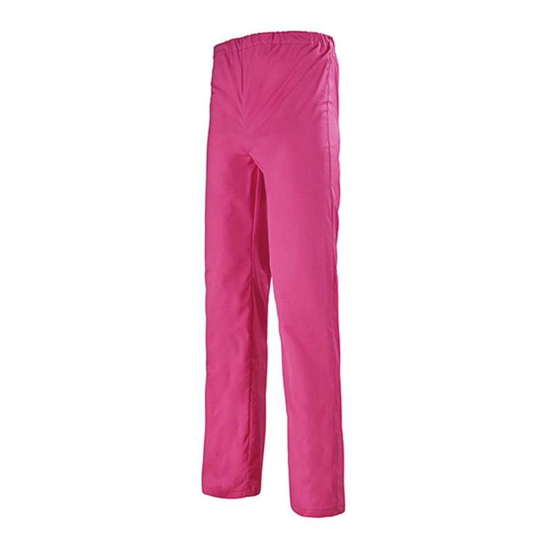 pantalon médical pas cher clemix rose