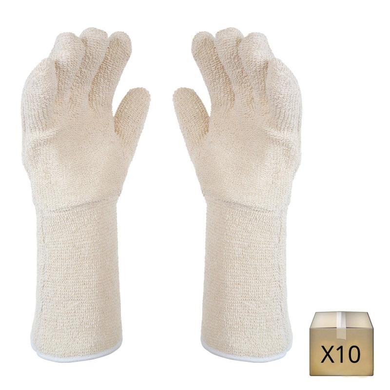 gant protection chaleur coton