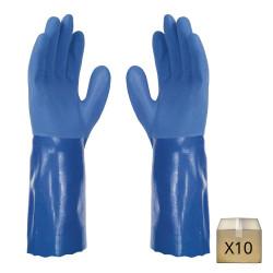 gant pvc industrie chimique