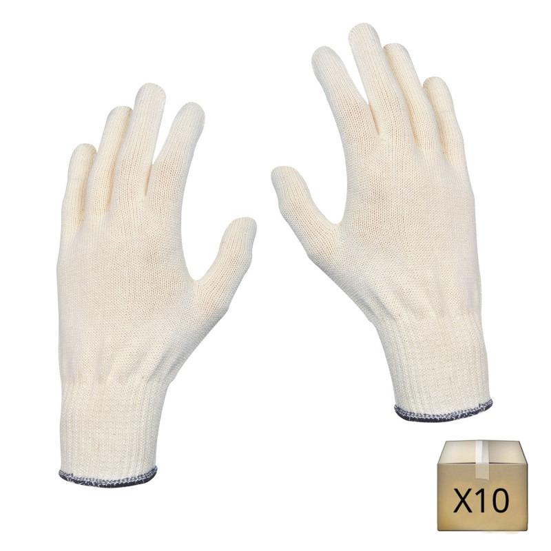gant professionnel coton pas cher
