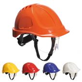 Casque protection chantier avec visiere portwest