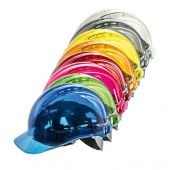 Casque chantier transparent portwest