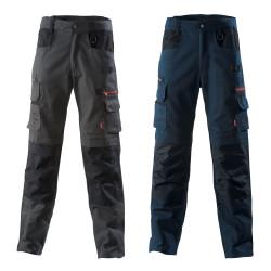Pantalon de travail résistant homme Lafont 1ATN82CP FORAS
