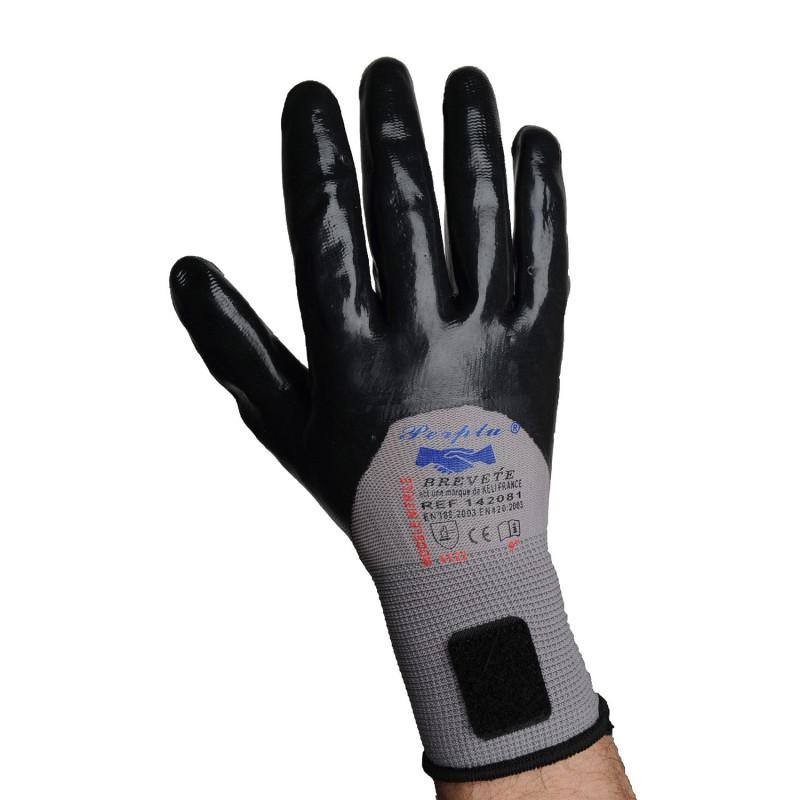 gant travail mecanique pas cher