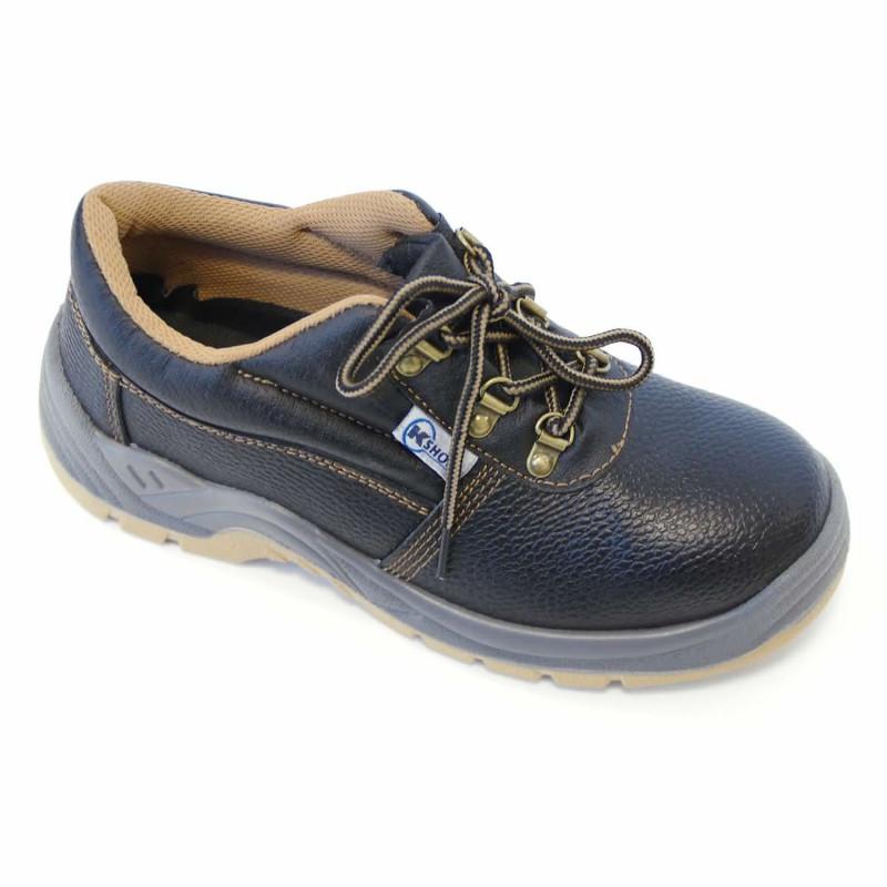 grossiste 6d754 63bf2 Chaussures de sécurité basses en cuir S3 SRC Keli France