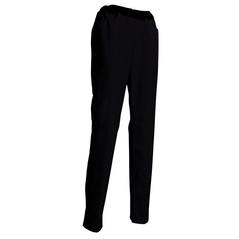 Pantalon professionnel noir pas cher
