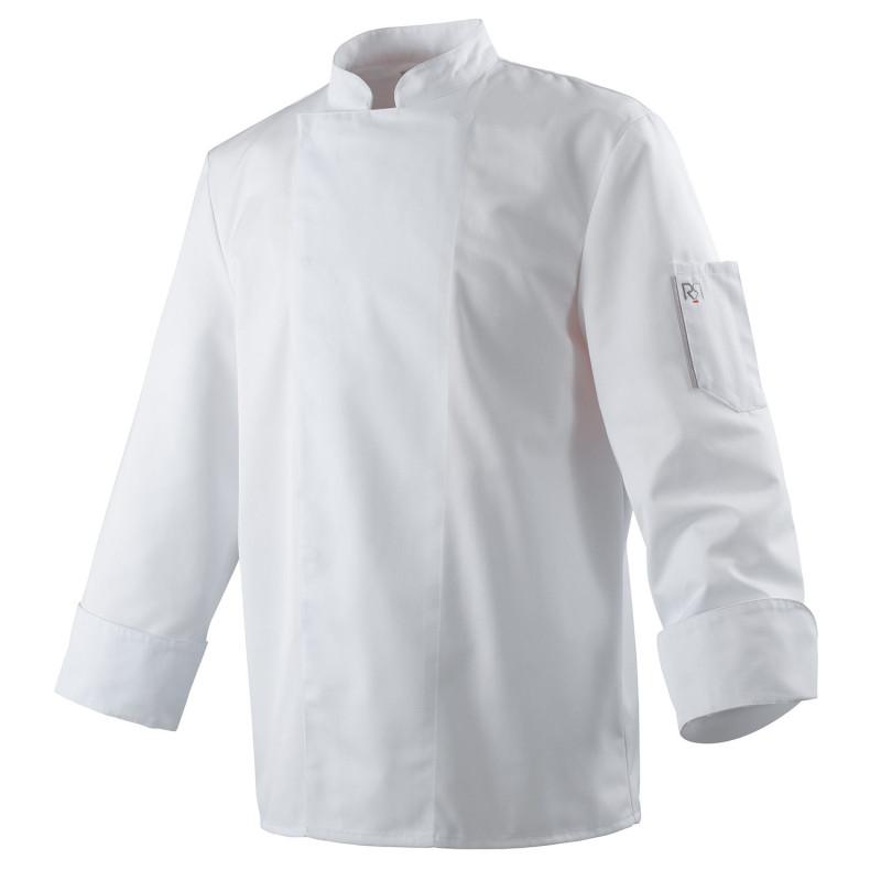 Veste de cuisine blanche robur