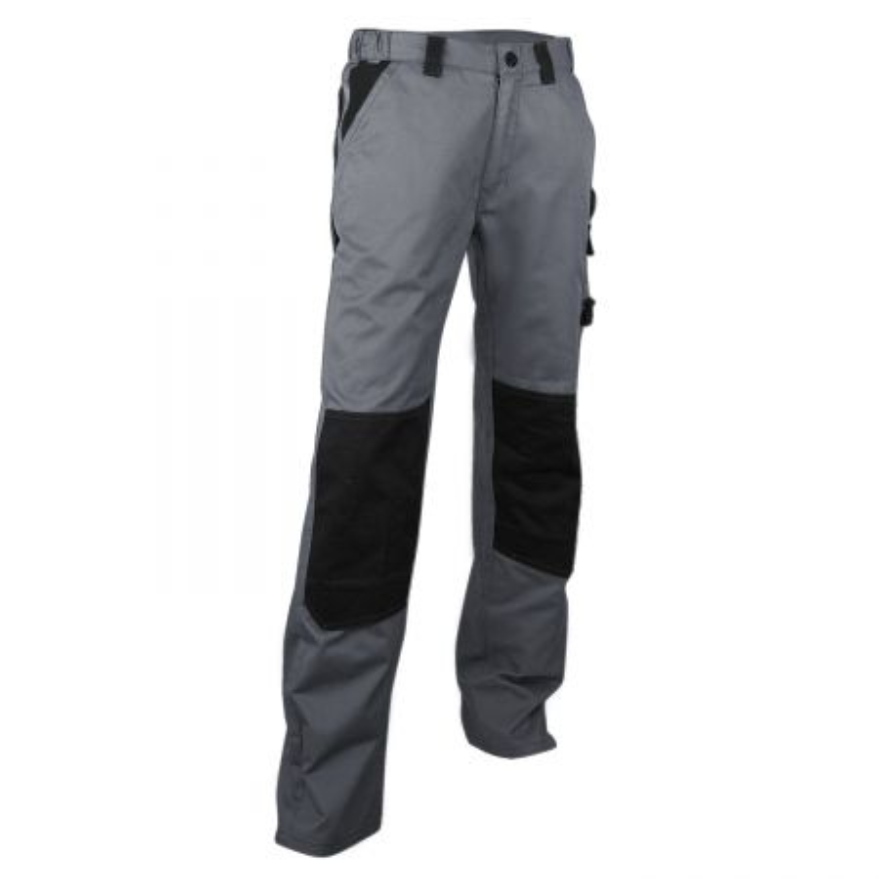 Pantalon de travail gris LMA