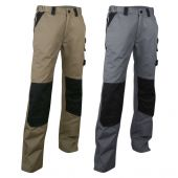Pantalon de travail BTP PLOMB