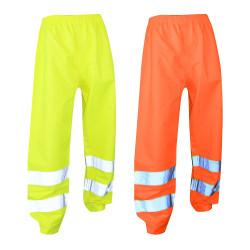 Pantalon haute visibilité imperméable pas cher