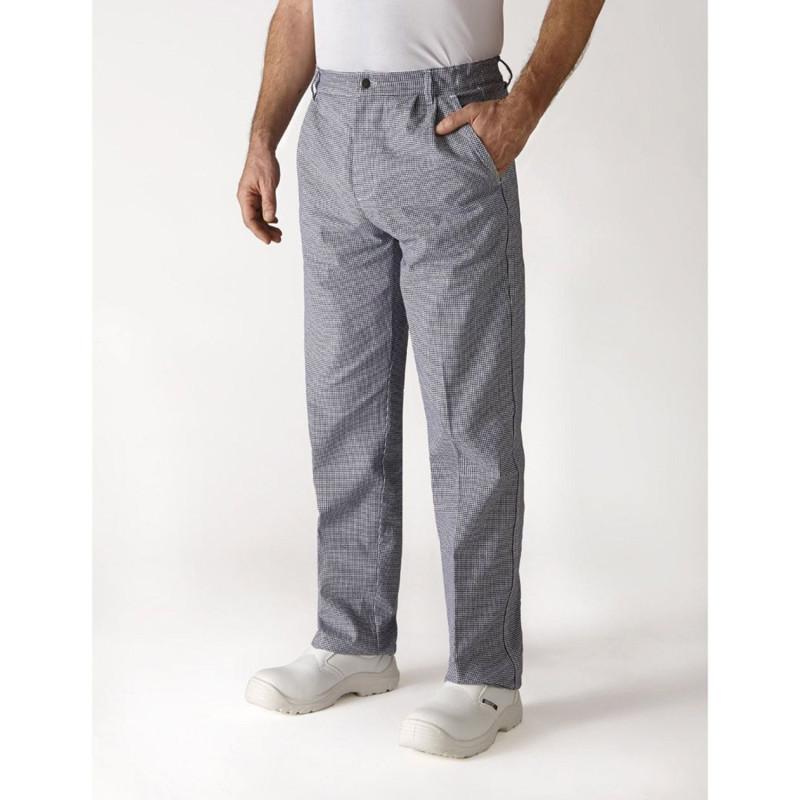 Pantalon pied de poule pas cher homme femme