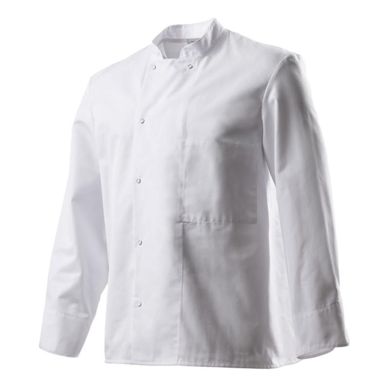 veste cuisine blanche pas cher