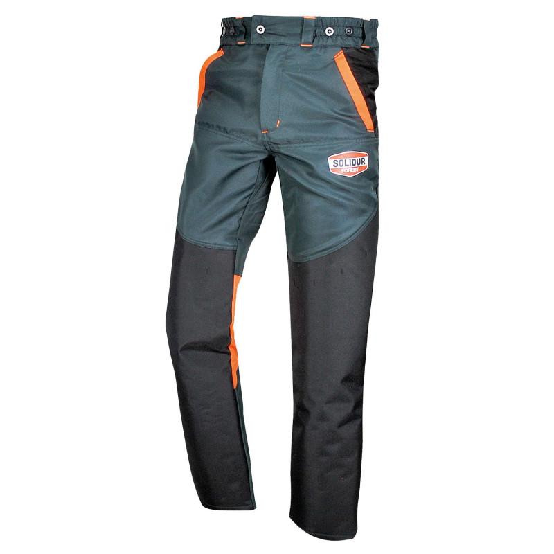 Pantalon débroussaillage pas cher solidur depa2
