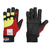 Gants protection bûcheron type A 2 mains INFINITY