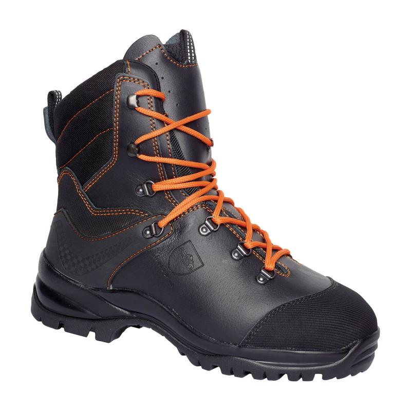 f21e141dcf105c Chaussure forestière anticoupure classe 2 Solidur | Chaussures élagage