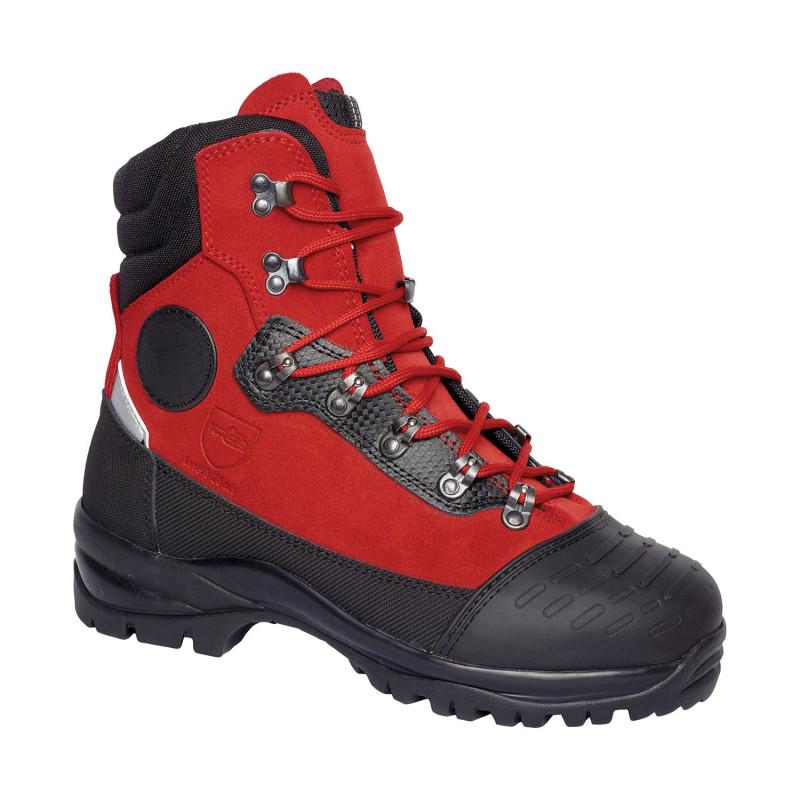 01b519e949ce82 Chaussures bûcheron anticoupure classe 3 INFINITY | Chaussures Solidur