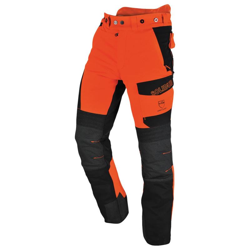 Pantalon anticoupure confortable