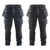 Pantalon x1900 artisan Cordura Denim Stretch 2D 1999