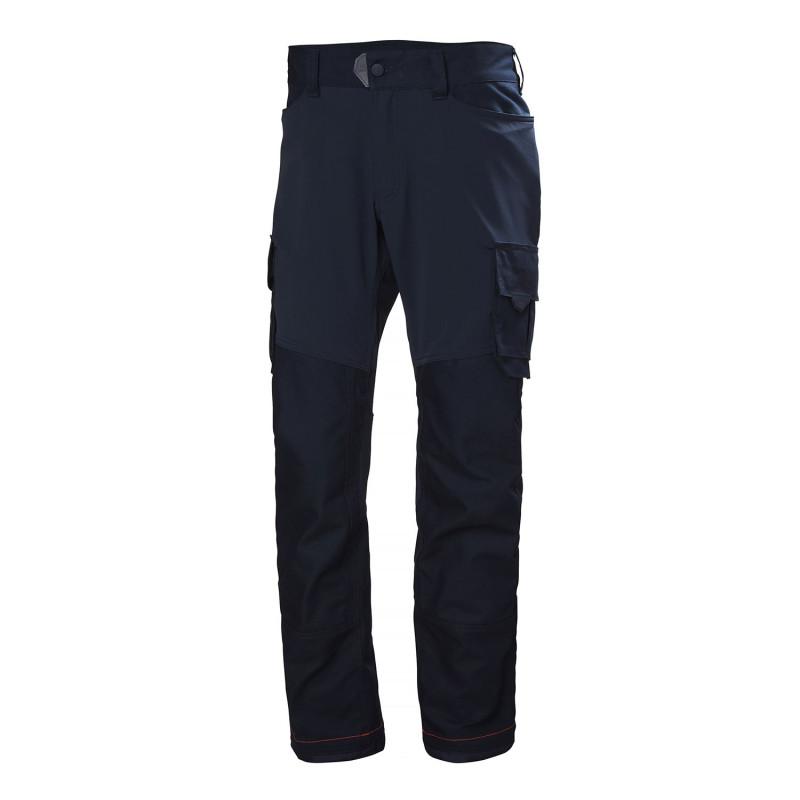 Pantalon travail extensible