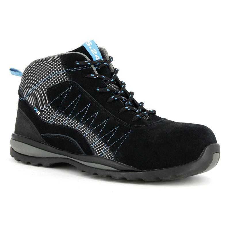 Chaussures sécurité montantes
