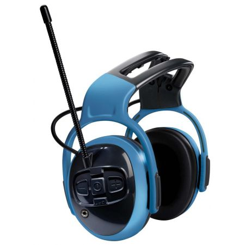 casque anti bruit actif radio professionnel