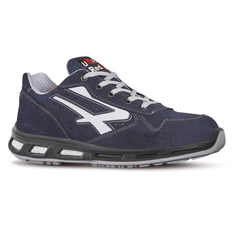Chaussures de sécurité bleu pour homme et femme S1P SRC EMOTION