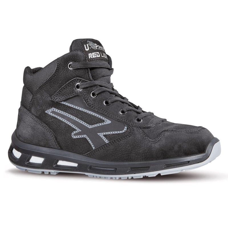 Chaussures de sécurité montantes noires