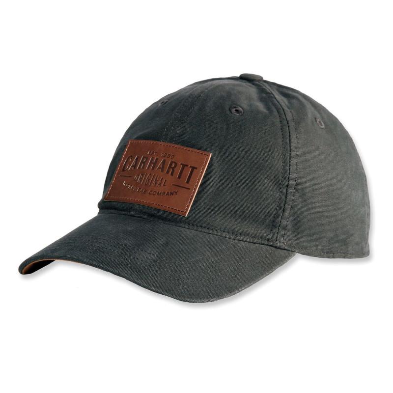 casquette travail grise