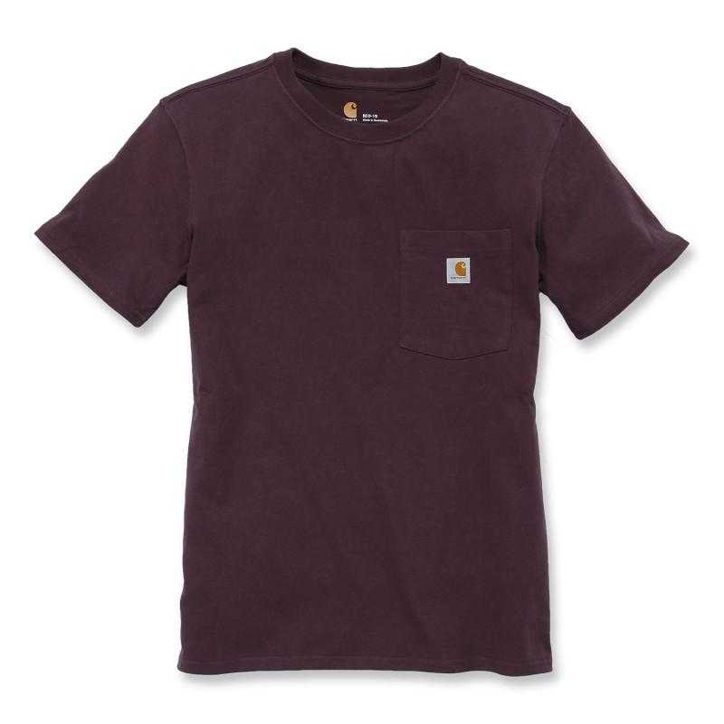 Tee shirt femme Carhartt Workwear   Tenues