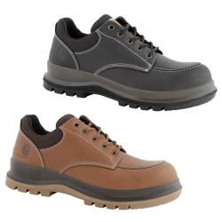 Chaussures sécurité en cuir carhartt