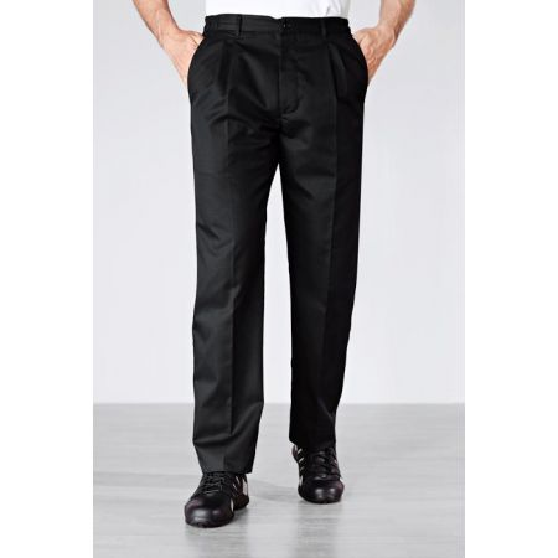 pantalon de cuisine homme bragard Funandoc noir