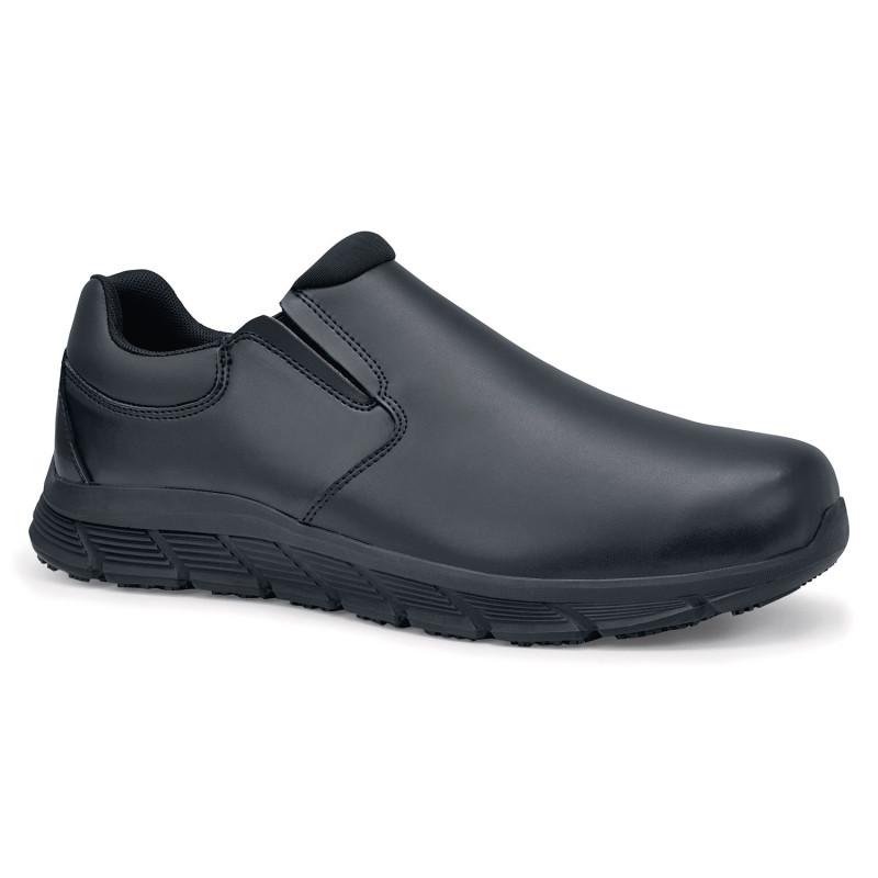Chaussure travail cuir