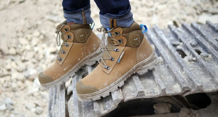 chaussures chantier imperméable