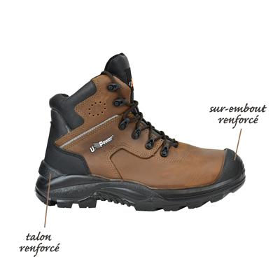 chaussures de sécurité renforcée