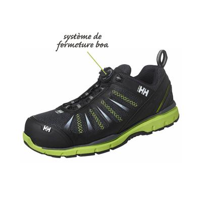 chaussures de sécurité boa