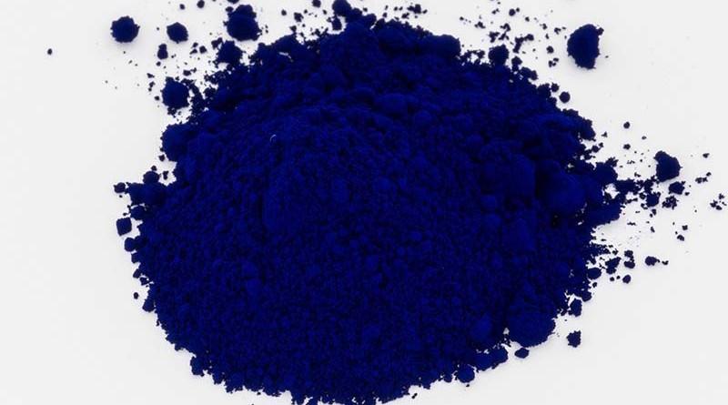 couleur bleu travail