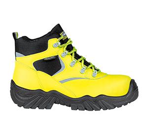chaussure sécurité fluo cofra