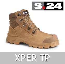 chaussure sécurité montante btp