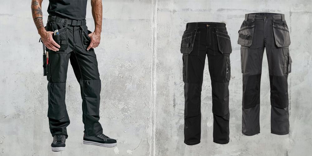 pantalon travail blaklader