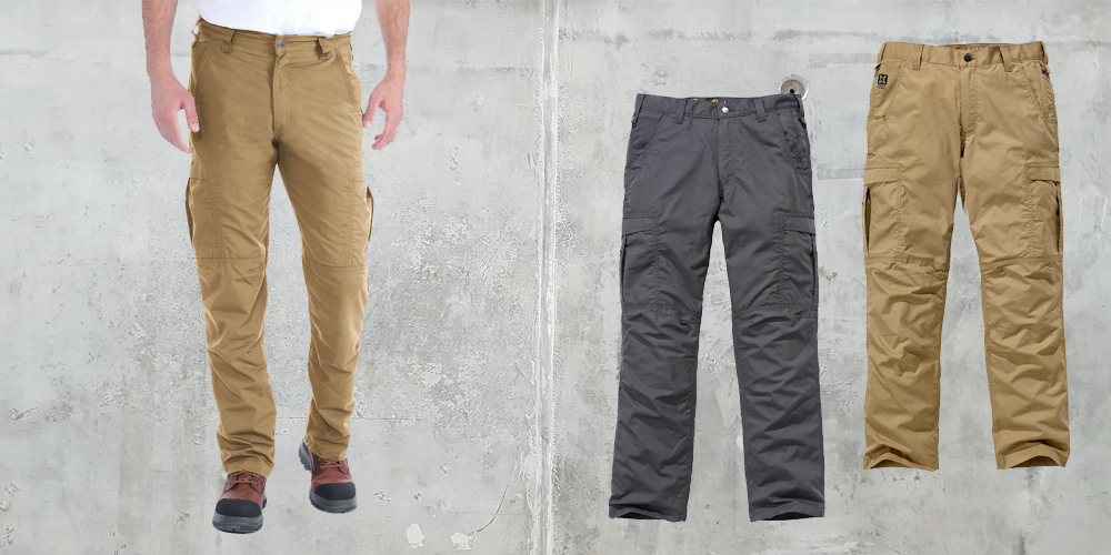 pantalon travail carhartt