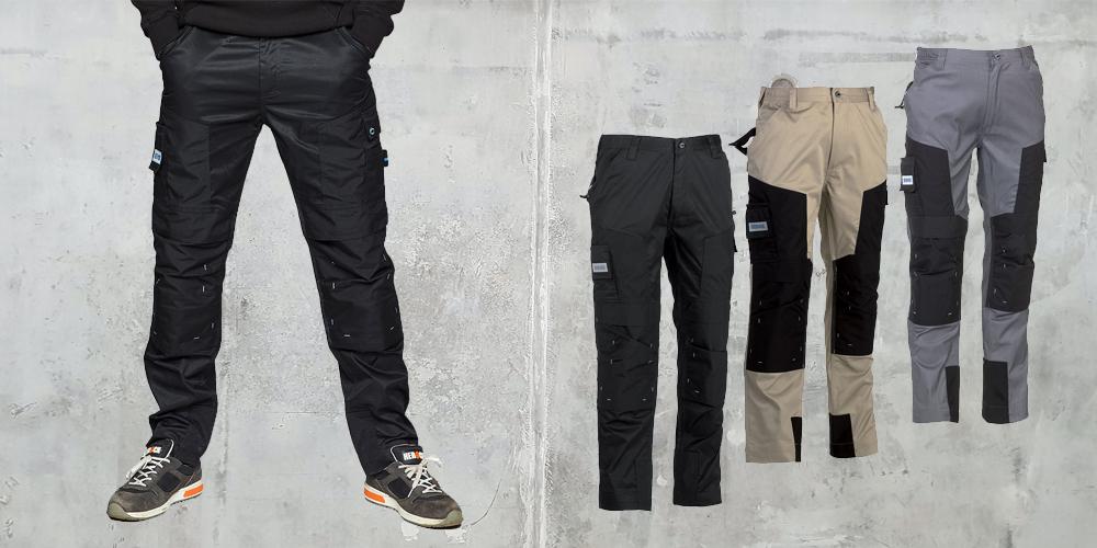 pantalon travail herock