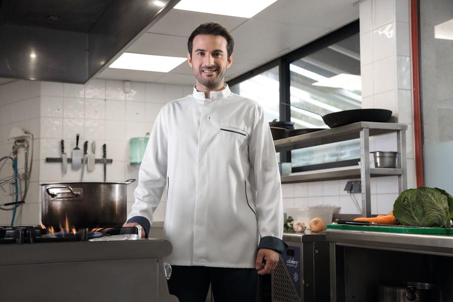 veste cuisine écologique robur