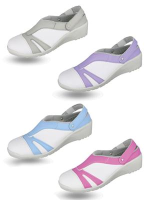 chaussure travail femme norways