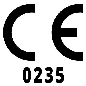 Marquage CE avec numéro organisme de controle